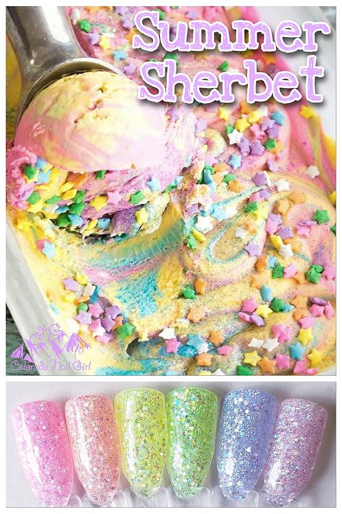 Summer Sherbet Dip Powders
