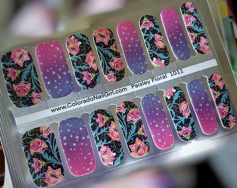 Paisley Floral