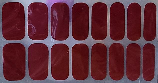Dark Burnt Red/Brown