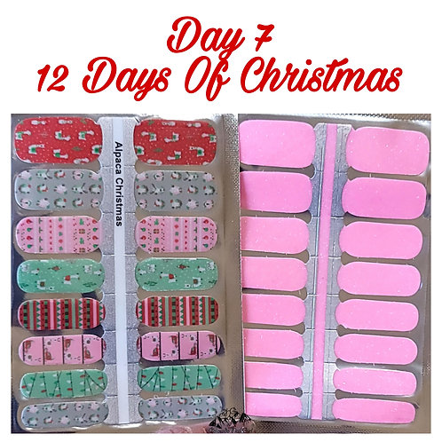 Day 7 - 12 Days Of Christmas