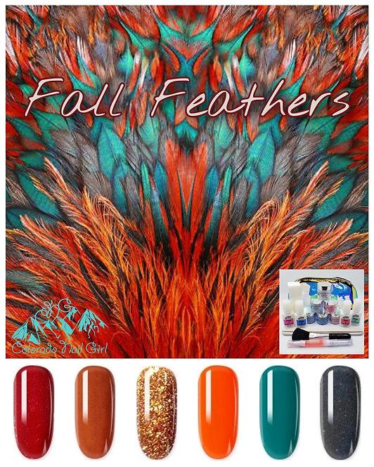 Fall Feather Dip Starter Kit