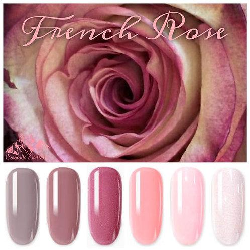 French Rose Dip Powder Set