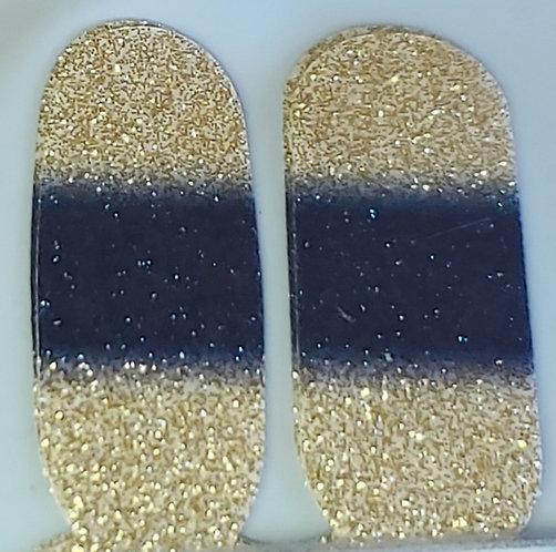 Gold/Black Gradient - Accents