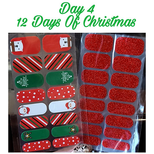 Day 4 - 12 Days Of Christmas