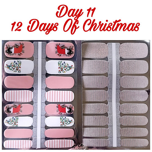 Day 11 - 12 Days Of Christmas