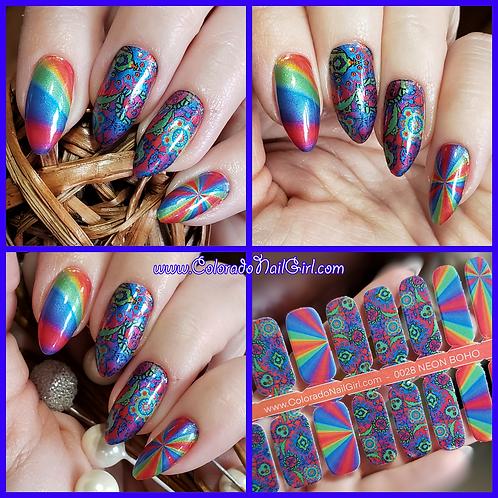 Neon Boho