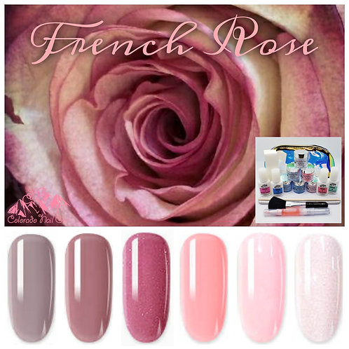 French Rose Dip Starter Kit