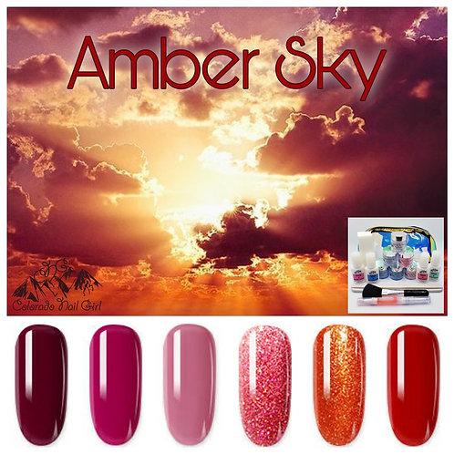 Amber Sky Dip Starter Kit