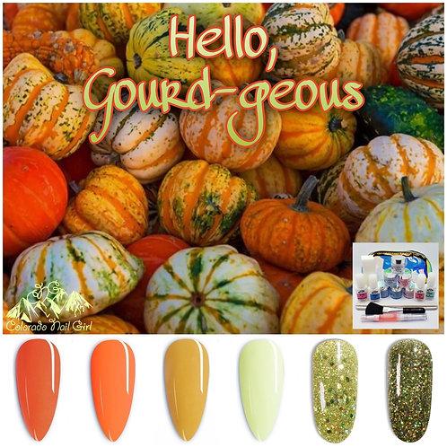 Hello Gourd-geous Dip Starter Kit