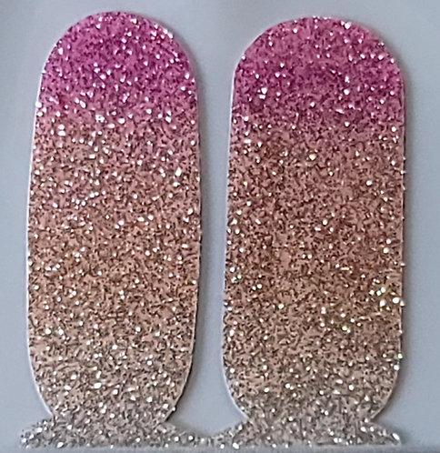 Pink/Peach Gradient - Accents