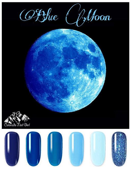 Blue Moon Dip Powder Set