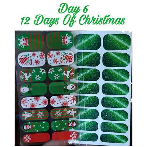 Day 6 - 12 Days Of Christmas