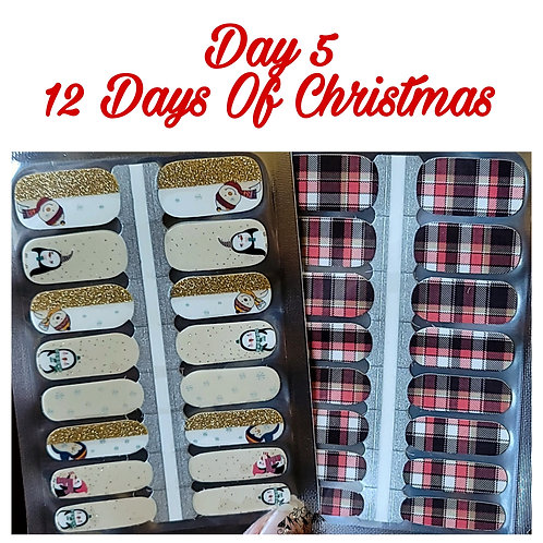 Day 5 - 12 Days Of Christmas