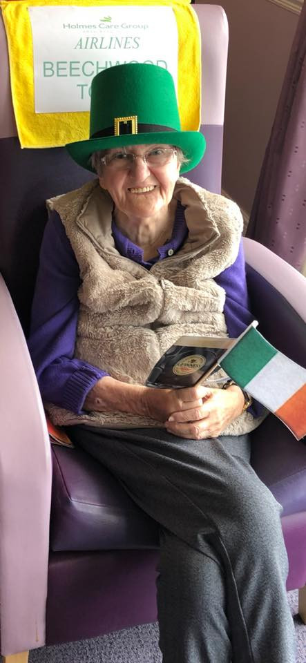 Bright Copper Kettles CIC blog - virtual tour to Dublin enjoyed by care home resident  enjoyed