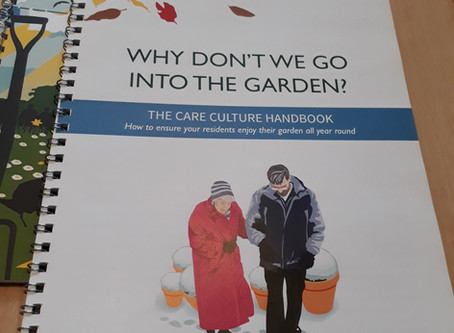 Blog 10:  Why is changing care culture so difficult?