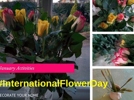 #InternationalFlowerDay