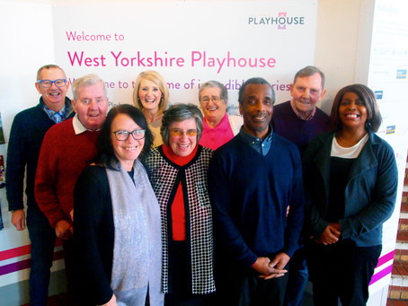 West Yorkshire Playhouse's Every Third Minute: a festival of theatre, dementia and hope curated by p