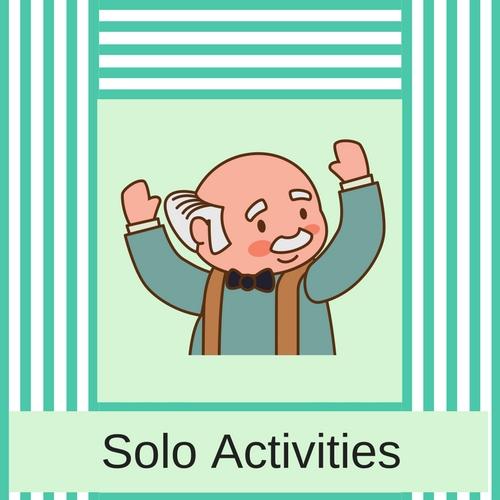 Solo Activities