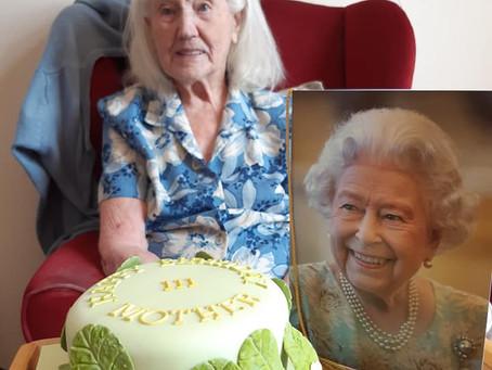 Supercentenarian Margaret celebrates 111th Birthday at Priory Court Care & Nursing Home