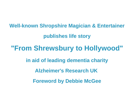 """From Shrewsbury to Hollywood"""