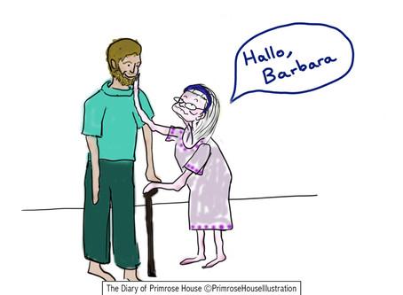"""""""Hallo, Barbara!"""" - Barbara's Story"""