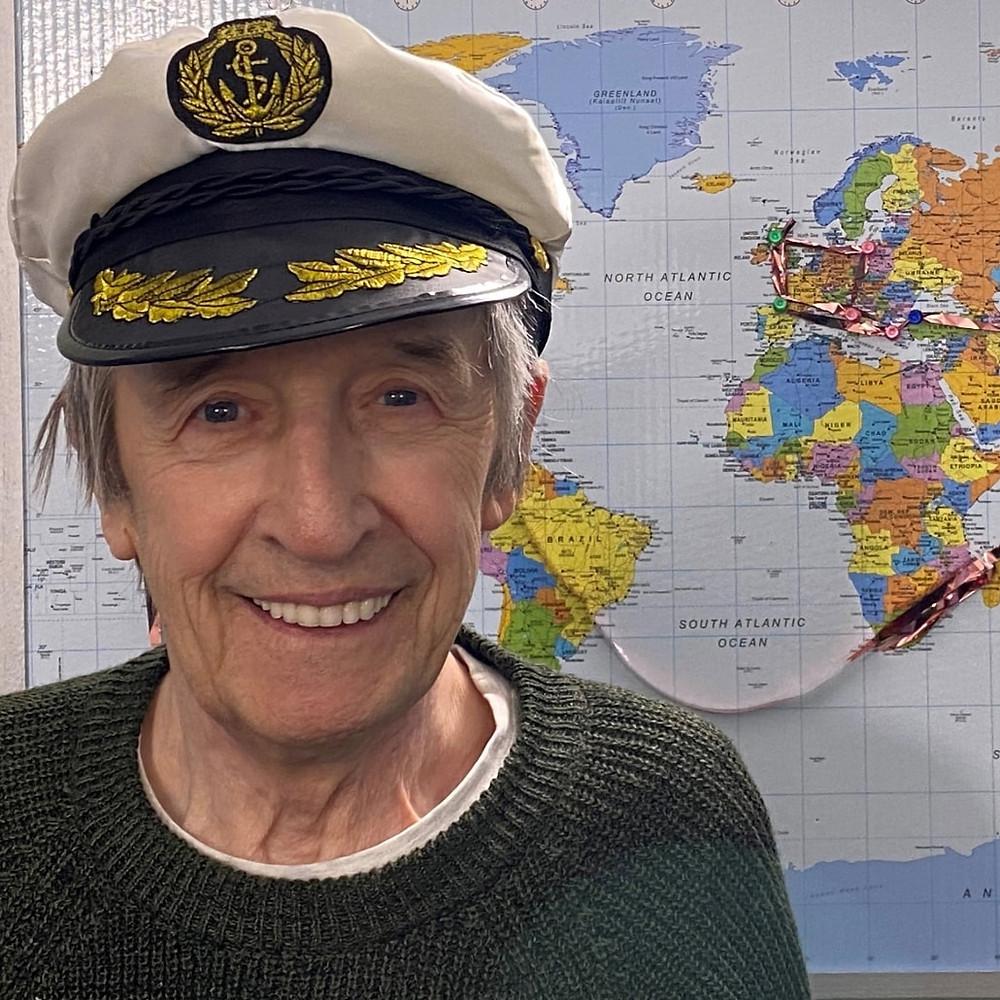 Kingsgate Care Home Sailing the Seven Seas