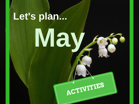Are you prepared for May?