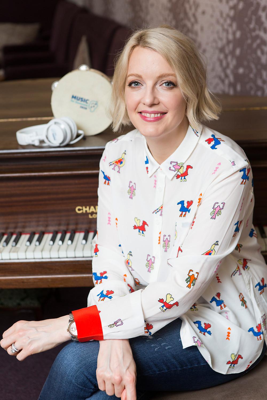 Lauren Laverne - Music for Dementia Ambassador