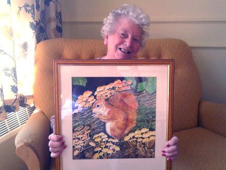Dementia Inspired Art Show