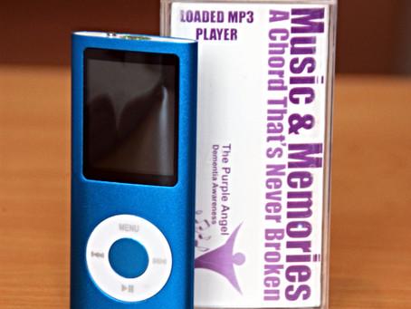 Music & Memories - A chord that's never broken.
