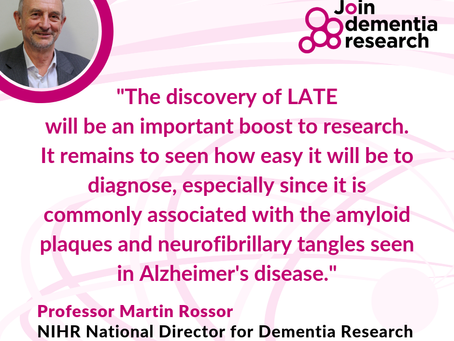 New type of dementia discovered