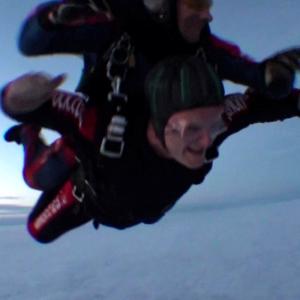 Michael Butler - 'falling through the sky'