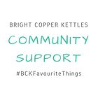 Bright Copper Kettles community support