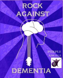 World Rock Against Dementia                  19 March 2016