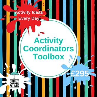 Activity Coordinators Toolbox - Activiti