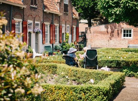 3 ways to design a dementia-friendly garden