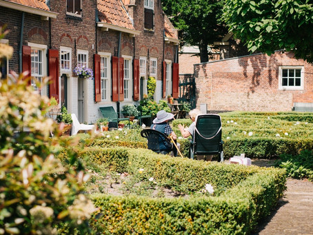 3 ways to design a dementia-friendly garden
