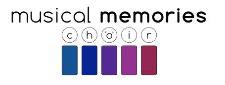 Bright Copper Kettles blog: Musical Memories Choir logo
