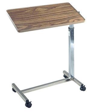 mesa puente para cama de hospital