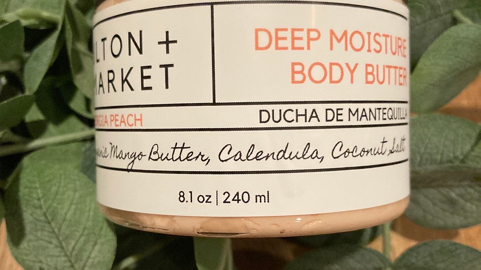 Deep Moisture Body Butter