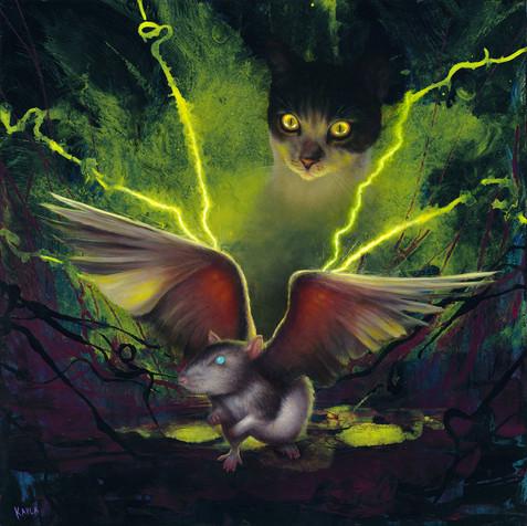 Frankenstein's Cat