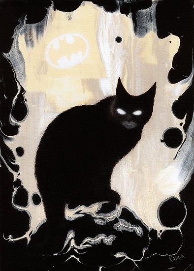 PRINT Batcat