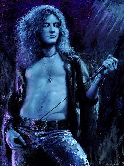PRINT Robert Plant