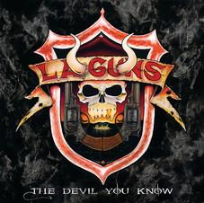LA Guns album cover