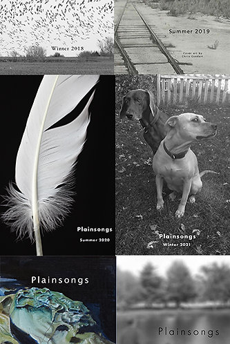 1-year print subscription to Plainsongs