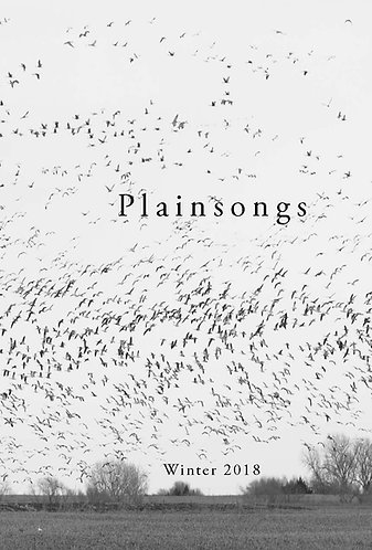 Plainsongs Winter 2018 issue (print)