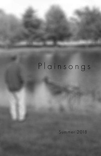 Plainsongs Summer 2018 issue (print)
