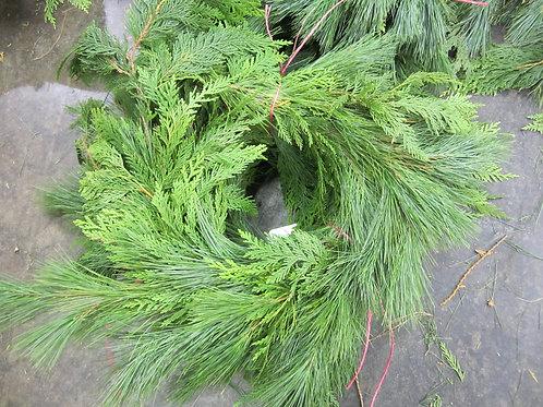 White Pine/Frasier Fir Mix Garland