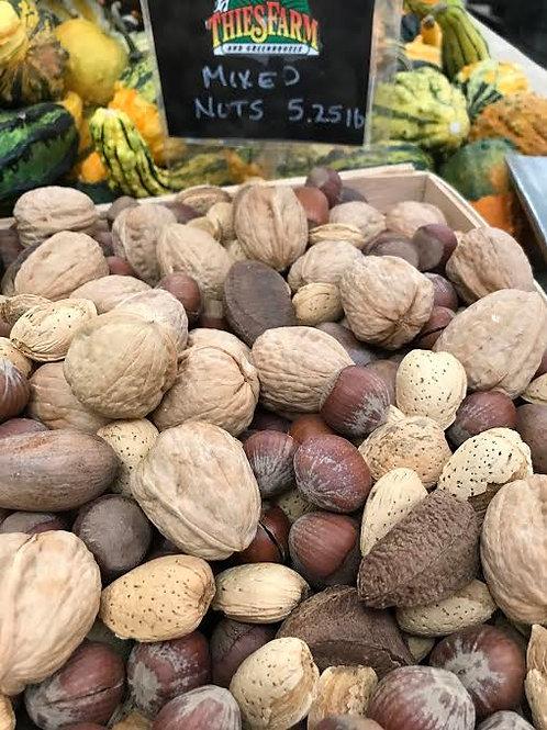 Mixed Nuts (price per lb)