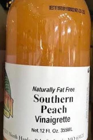 Southern Peach Vinaigrette Dressing